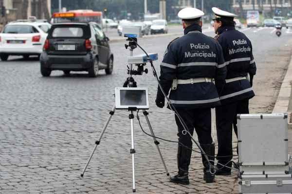 Attività operativa della Polizia Municipale